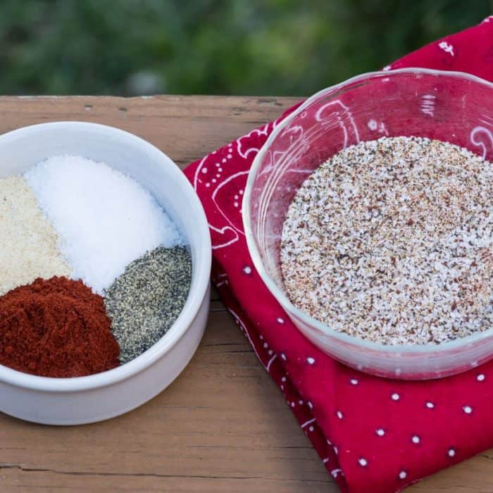 All Purpose Seasoning for Grilled Meats